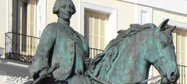 Carlos III, Puerta del Sol - copia