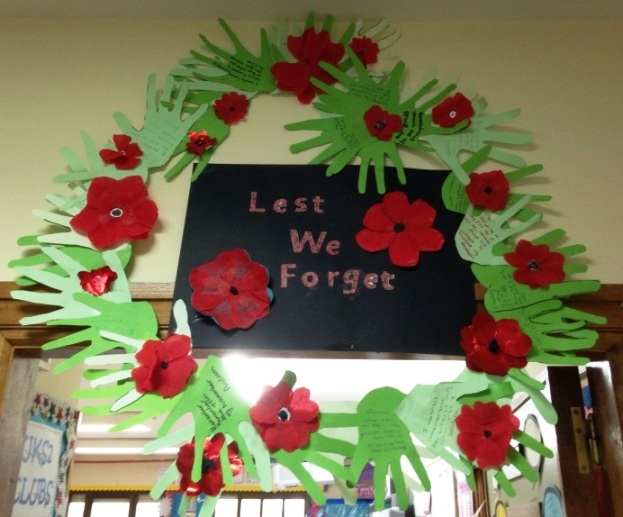 REMEMBRANCE DAY AND MORE AT KING'S COLLEGE