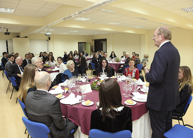 KING'S COLLEGE: Annual Scholars' Dinner, Art Week, Judolandia