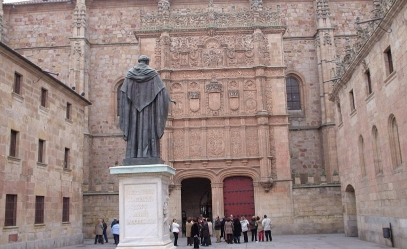 """THE FIRST EUROPEAN """"UNIVERSITY"""" & ONE OF THE WORLD'S OLDEST UNIVERSITIES IN CONTINUOUS OPERATION IS SPANISH"""