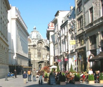 GOURMET'S CHOICE: ROMANIA SERIES, PART I