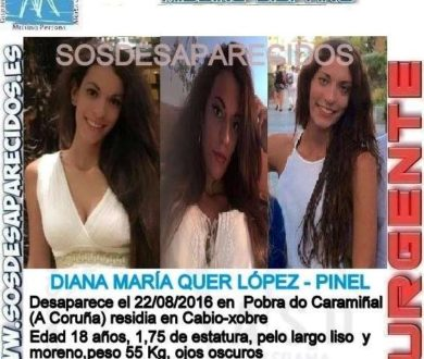 WHERE IS DIANA QUER?