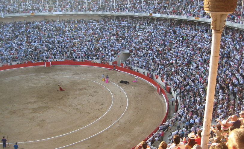 WHY YOU MIGHT BE ABLE TO WATCH BULLFIGHTS IN BARCELONA AGAIN