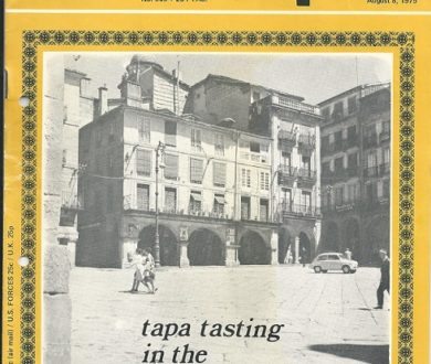 "A GUIDEPOST REPRINT: ""Thought for Food — Plaza Mayor Pleasures"" (PART 2)"