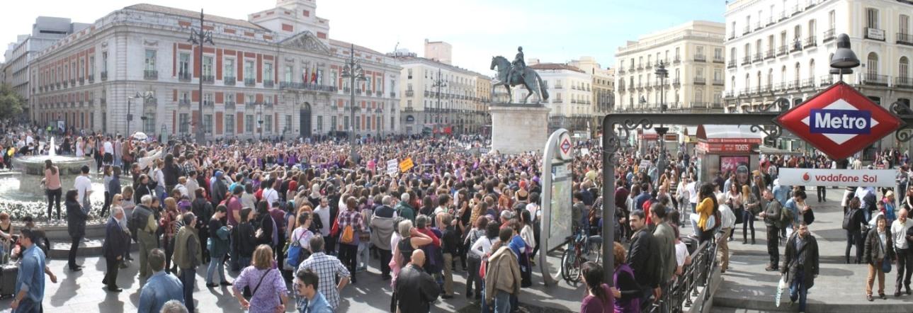 Second opinion the children are the future for Cc puerta del sol