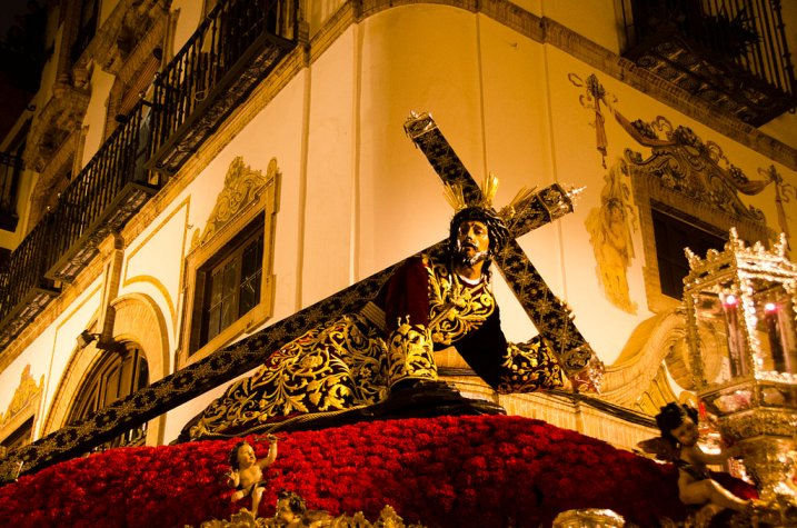 THE PASSION & PAGEANTRY OF THE SEMANA SANTA IN SEVILLE