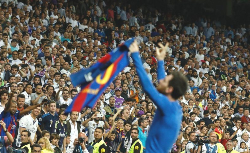 Real Madrid Falter Underneath the Bernabeu Lights Against Barcelona