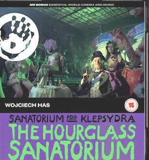 "MASTERS OF POLISH CINEMA: ""The Hourglass Sanatorium"""