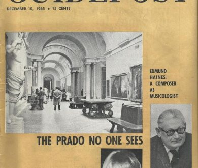 "A GUIDEPOST REPRINT: ""THE PRADO NO ONE SEES"""