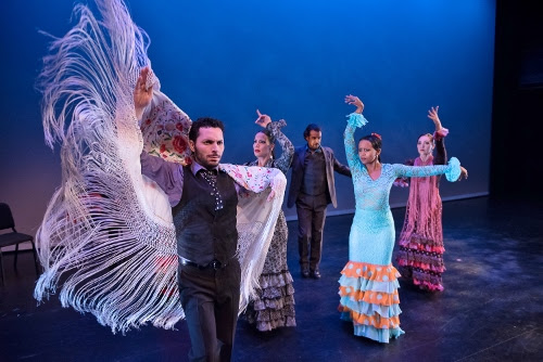 The Flamenco Vivo Carlota Santana's Exciting New Gems Wow New York