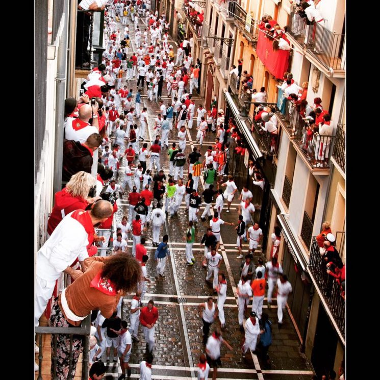 "A GUIDEPOST REPRINT: ""Pamplona: If it's Crowded, Blame Ernesto"""