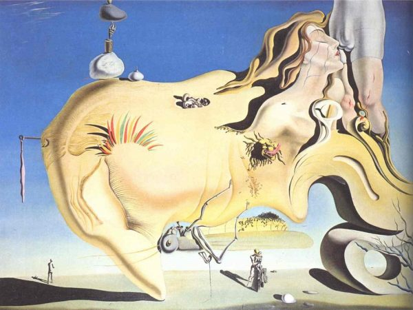 SALVADOR DALI: THE PATERNITY OF A FAMOUS DUD