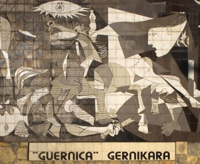 THE BASQUE COUNTRY & THE VASCOS – 3 (Guernica, the Path to Terror at the Reina Sofia Museum)
