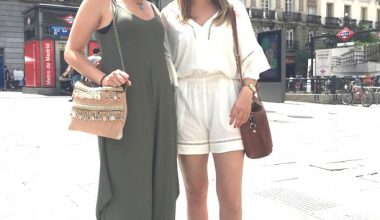 MADRID STREET FASHION:  A Snap Mini-Survey & Some Bloggers' Sumptuous Suggestions for Summer