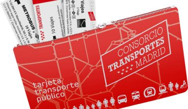"MADRID: THE NEW ""MULTI"" TRANSPORT CARD IS HERE!"