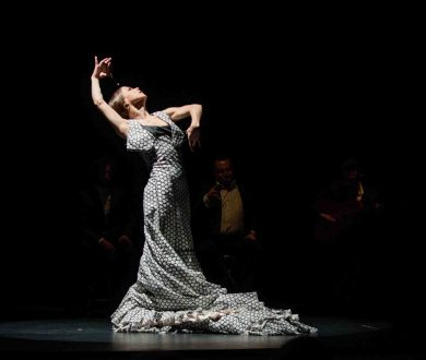 Olga Pericet's Celebratory Gift for Repertorio Español's 50th anniversary season, New York
