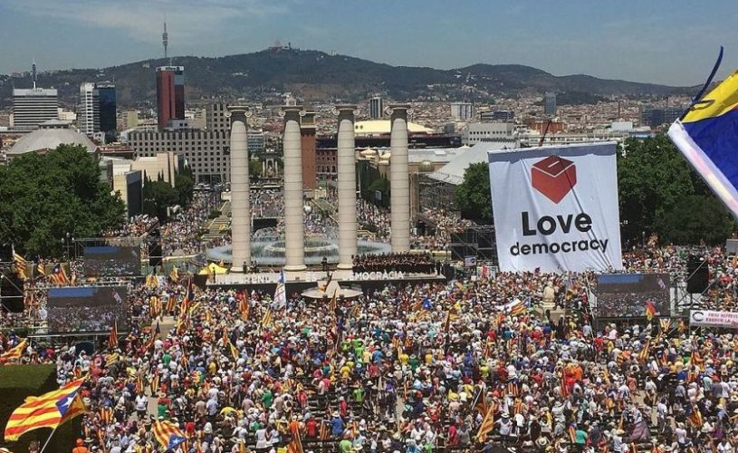 CATALONIA: A NEW BID FOR INDEPENDENCE