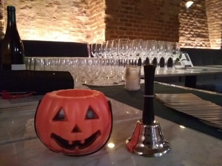 ANYTIME IS A GOOD TIME FOR HALLOWINE