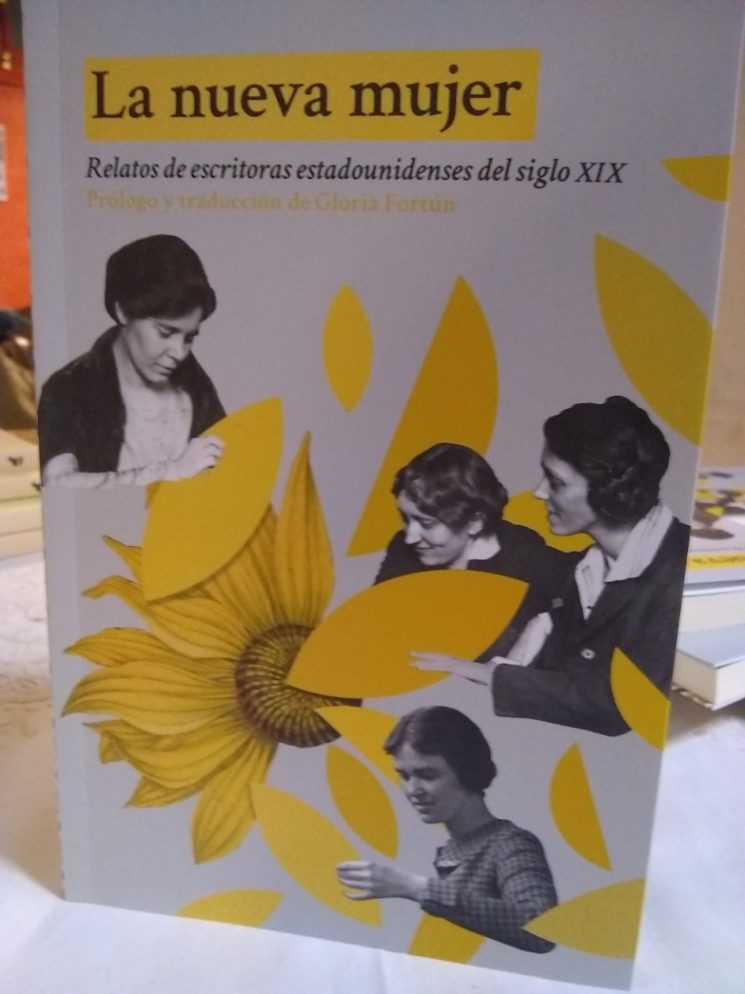 """IT'S GREAT TO BE A WRITER IN MADRID,"" SAYS THE NUEVA MUJER"