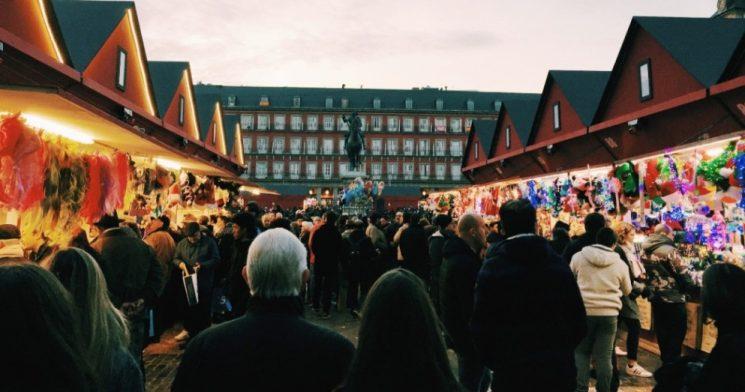 CHRISTMAS AT THE MERCADILLO!