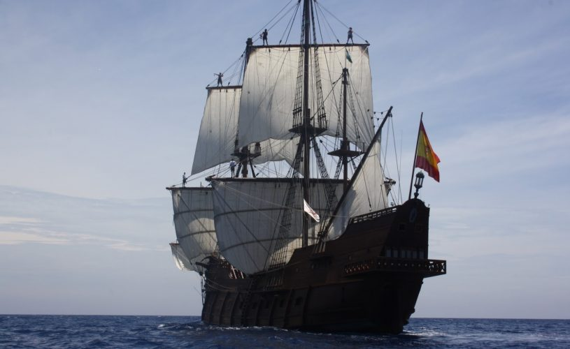 THE SEAFARING AMBASSADOR OF SPANISH MARITIME GLORY