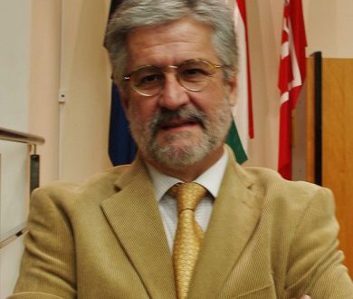 MEET THE CHIEF NEGOTIATOR FOR SPAIN'S ADMISSION TO THE EUROPEAN COMMUNITIES & FATHER OF ERASMUS, MANUEL MARIN