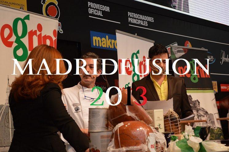 MADRID FUSION XI, 2013