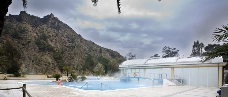 A THERMAL BATH EXPERIENCE IN ARCHENA