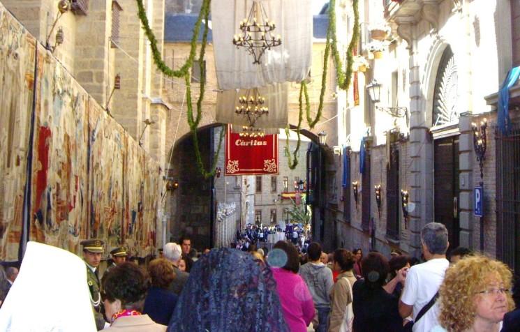CORPUS CHRISTI IN TOLEDO