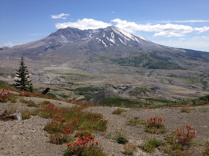 """POST SCRIPT to """"The Last Ascent of Mount St. Helens"""""""
