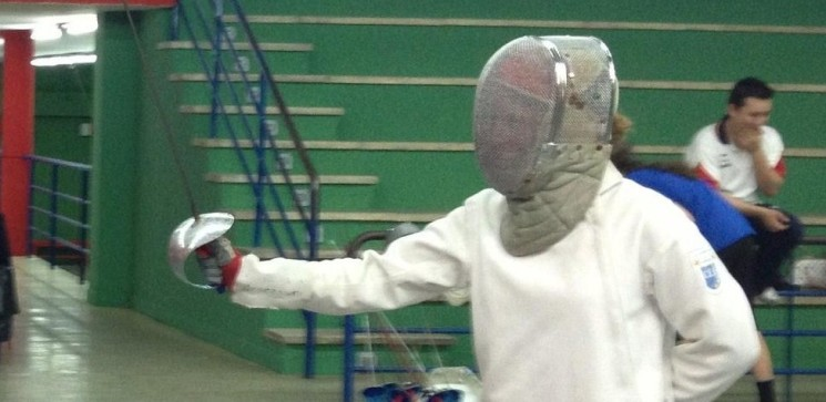 DUELING WITH THE MODERN MASTERS: FENCING CLASSES AT THE CENTRO NACIONAL DE ESGRIMA IN MADRID
