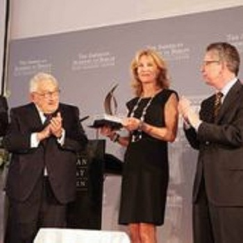 THE KISSINGER PRIZE HONORS THE EXTRAORDINARY LIFE OF HITLER'S  NOBLE-SPIRITED AND FRUSTRATED ASSASIN