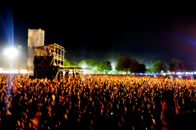 FESTIVAL INTERNACIONAL DE BENICÀSSIM 2013