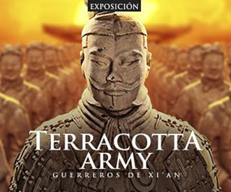 TERRACOTTA ARMY EXHIBITION: CHANGE OF DATE & VENUE
