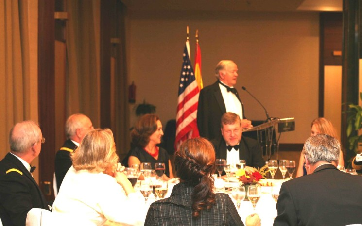 THE US NAVY LEAGUE's ANNUAL CELEBRATION OF ITS FOUNDING
