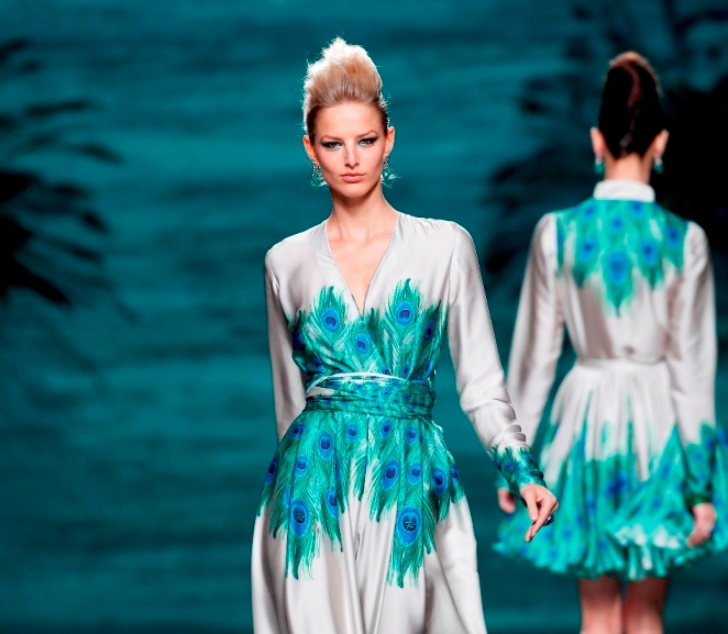 DIVINE DESIGNERS MADE MADRID FASHION WEEK MARVELOUS