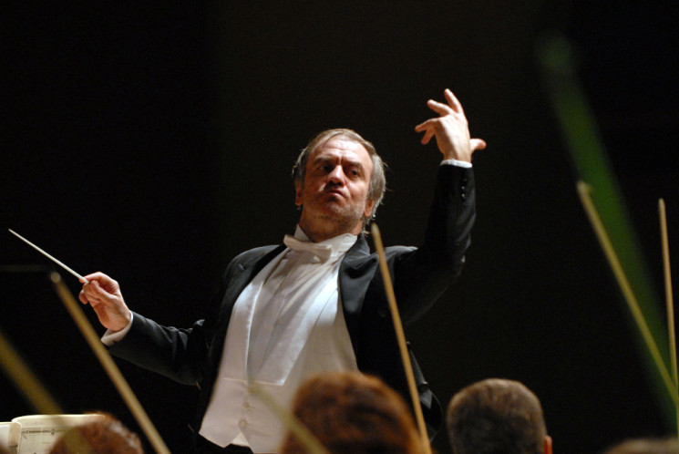 THE MARIINSKY ORCHESTRA AND VALERY GERGIEV DAZZLE MADRID