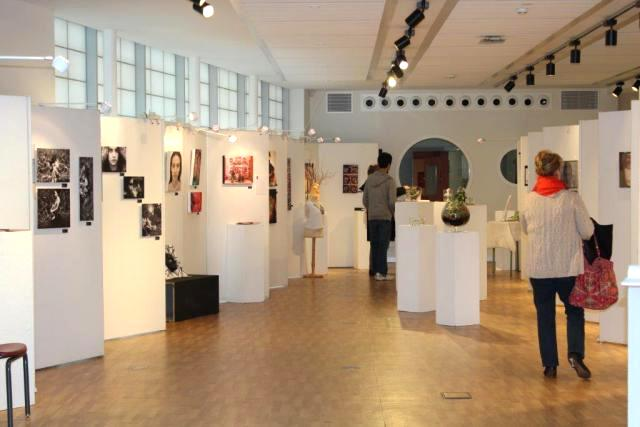 THE ANNUAL IB ART SHOW, A GREAT HIGHLIGHT OF ASM'S SCHOOL YEAR