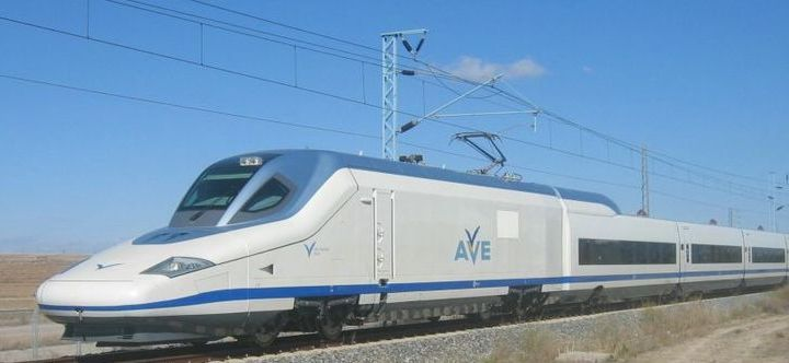 SUCCULENT OFFER ON SPAIN'S BULLET TRAIN – Come and get it!