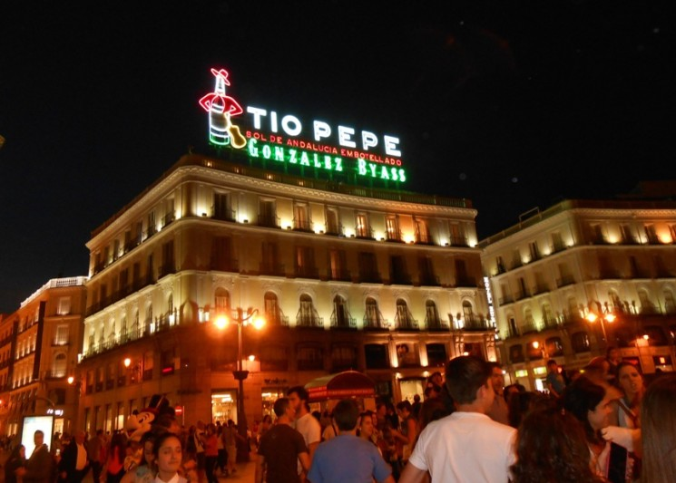 EDITOR'S BLOG: Tio Pepe is Back!