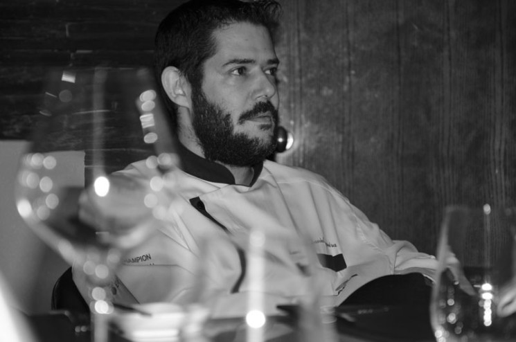GOURMET'S CHOICE: Discovering the Modern Chef,  Daniel Negreira