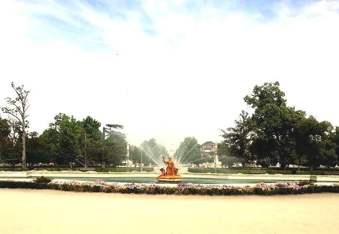THE MAGIC KINGDOM OF ARANJUEZ
