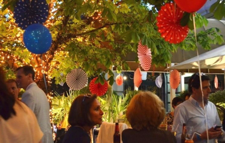4th OF JULY WITH THE AMERICAN CLUB OF MADRID