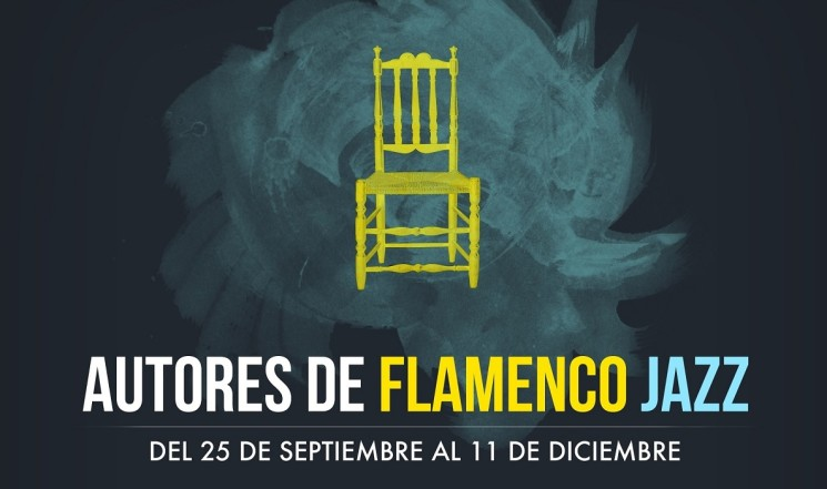AUTHORS OF FLAMENCO JAZZ AT THE OFF DE LA LATINA THEATER