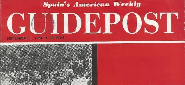 "GUIDEPOST REPRINT: ""From Summer to Fall"" 50 Years Ago"