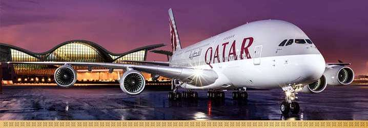 QATAR AIRWAYS Offers Best Services to Spanish Passengers