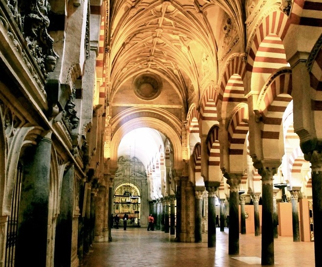THE MOSQUE OF CORDOBA & THE WAR OF WORDS