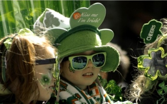 STATESIDE STORIES: Everyone is Irish on St. Patrick's Day