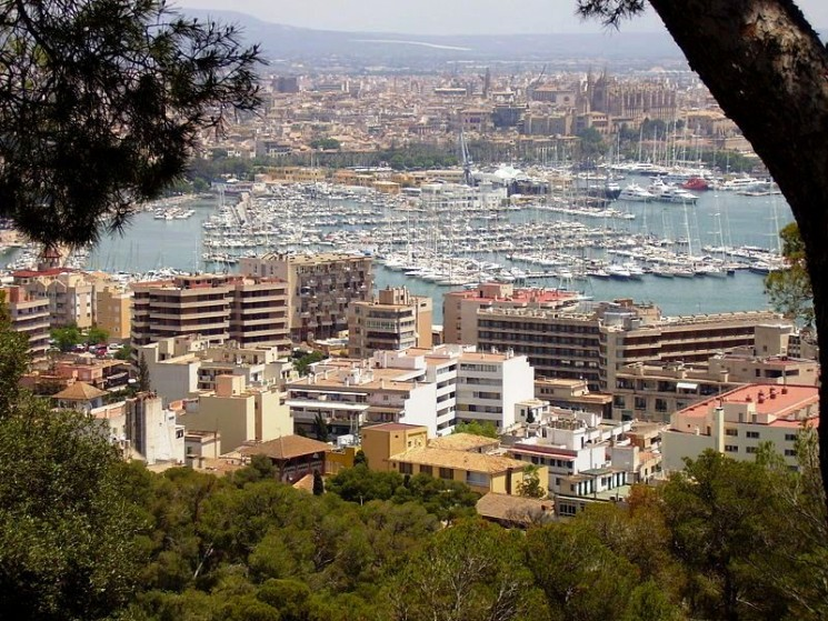 SPAIN TODAY: Palma Proclaimed Best Place; the Virgin Wins Hands Down; Sparkling Spanish Tourism