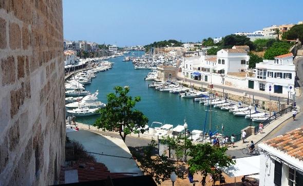 ELDA TRAVELS Series: Menorca